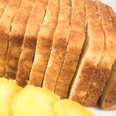 Pão de Mandioquinha: forma 850g