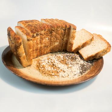 Pão de Multigrãos: forma 850g