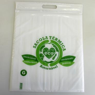 Sacola Térmica Reutilizável