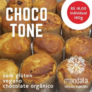 .Chocotone individual – 160 gramas