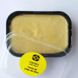 Pasta de grão de bico